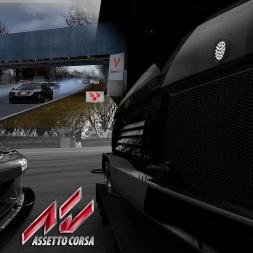 RSS GT Pack - Quick Race at Brands Hatch during Light Rain - Assetto Corsa