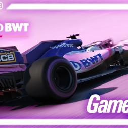 F1 2019 SportPesa Racing Point F1 Gameplay