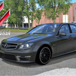 W204 C63 AMG Sound Mod Preview: Getting more polished!