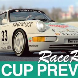 RaceRoom Porsche 964 Carrera Cup Car [Preview]