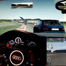 AC - Silverstone - Audi S1 - Online race 1