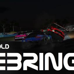 iRacing | IMSA Porsche 911 RSR GTE @ Sebring 2019 S2w1 Race #1