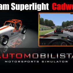 Automobilista - Caterham Superlight   Cadwell Park