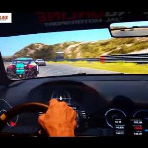 Audi TT Cup - Zandvoort GP - Race 16 - Assetto Corsa - SimRacingOnline/SimRacingHolland