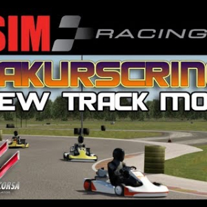 AC Track Mod Kakucsring, possibly the best up coming Kart track 2019