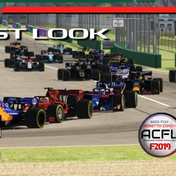 Assetto Corsa * F1 2019 by ACFL [released + download]