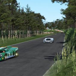 rFactor 2 - Porsche 917K at Sandevoerde 1965