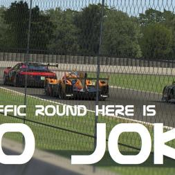 iRacing | iLMS Porsche 919 @ Road America 2019 S2w1 Race #1