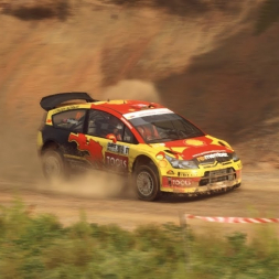 DiRT Rally 2.0 | Citroën C4 WRC | New Zealand SS Te Awanga Sprint Forward 3:16.905