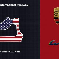 Assetto Corsa: Porsche 911 RSR //  Sebring International Raceway
