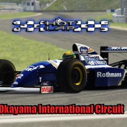 Assetto Corsa * ACFL F1 1994 * Okayama Hotlap