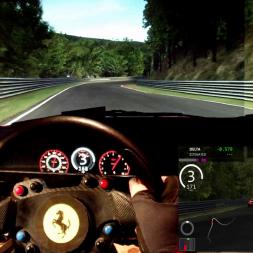 AC - Nordschleife - Ferrari 512 s1 - Track day