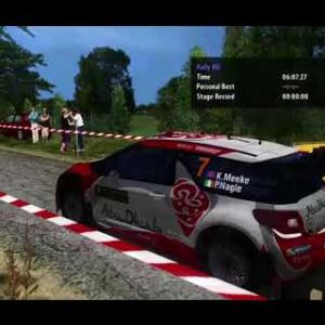 Richard Burns Rally - NGP 6 beta & Phil Mills (DiRT Rally 2.0) Co-Driver mod test