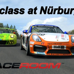 Nürburgring 12 Laps Multiclass GT3 Cayman Trophy BMW 235i - RaceRoom Racing Experience