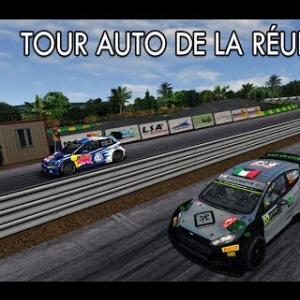 Ford Fiesta WRC vs VW Polo WRC - Tour Auto de la Réunion