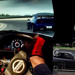 AC - Mugello - Nissan R34 GTR - Online race