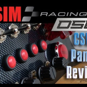 DSD CSW Panel Button Box Review and Unboxing