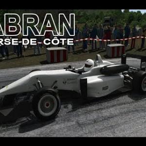 Nicolas Verdier - Course de côte de Sabran 2018