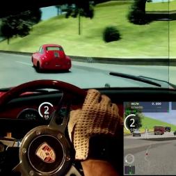 AC - Targa Florio 72 - Porsche 356 - Track day