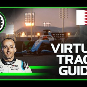 2019 F1 Bahrain Grand Prix Virtual Track Guide | Sakhir, Bahrain