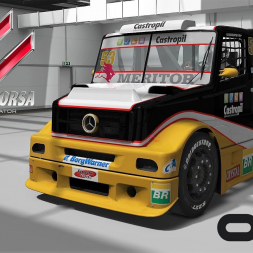 Time Attack Tuesday: Mercedes Race Truck on Imola!