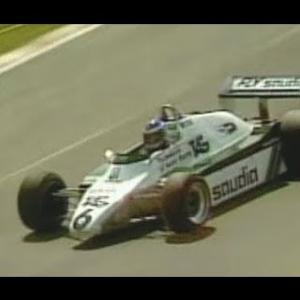 HQ F1 Brands Hatch 1982 full race