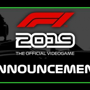 Codemasters F1 2019 ANNOUNCEMENT!!! F2!? Custom Team Liveries!?