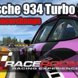 RaceRoom - Porsche 934 Turbo SRS | Spa-Francorchamps