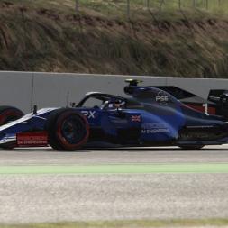 New Formula Hybrid 2019 Mod for Assetto Corsa