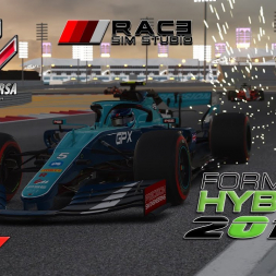 Assetto Corsa * Formula Hybrid 2019 by RaceSimStudio [released + download]