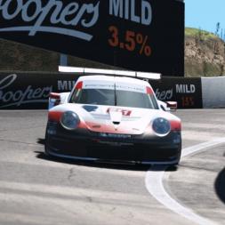 rFactor 2   Porsche 911 RSR   Bathurst Hotlap 2:03.117