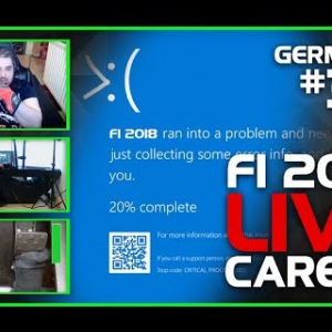 F1 2018 LIVE Career Mode #32 LET'S TRY THIS AGAIN...