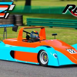 rFactor 2 - MCR 2000 at Virginia International Raceway (Reiza DLC) (PT-BR)