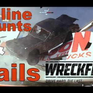 Wreckfest Online Shunts & Fails