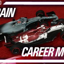 F1 2019 Modded Career Mode | BAHRAIN GP