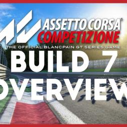 Assetto Corsa Competizione Build 7 Overview / review
