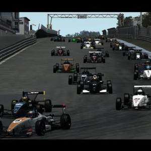 RaceDepartment.com USF2000 @ Atlanta Motorsports Park