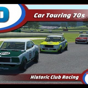 RaceDepartment.com 70s Touring Cars @ Sydney MP