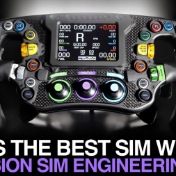 Is This The Best Sim Racing Wheel? Precision Sim Engineering GPX