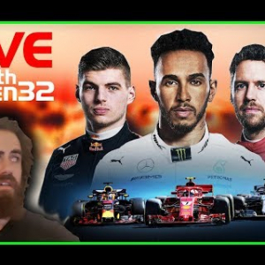 F1 2018 LIVE with Owen32