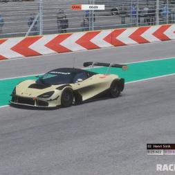 rFactor 2 | McLaren 720S GT3 | Imola Hotlap 1:41.579