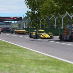 rFactor 2 | RD Racing Club | LMP2 & GTE Multiclass Imola