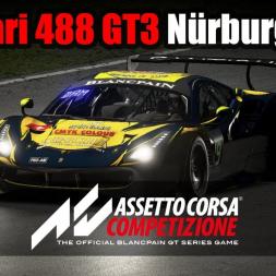 Assetto Corsa Competizione - Ferrari 488 GT3   Nürburgring (0.7.1 update)