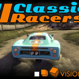 Classic Racers - the vintage cars racing game - Steam Release Trailer