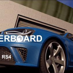Leaderboard Lap AC | Audi RS4 Avant B8 LL (2013) | VR