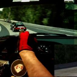 R3E - Nordschleife - Porsche 911 Carrera Cup (964) - 100% AI race