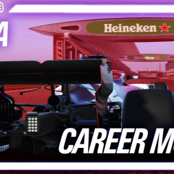 F1 2019 Modded Career Mode | CHINESE GP