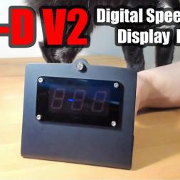 SPI-D V2 Digital Speedometer Display Review