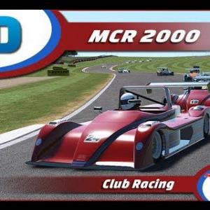 Oculus rFactor2 - MCR 200 - Donington vs  F**k IA