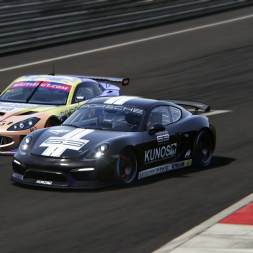 Assetto Corsa - GT4 Fight @ Red Bull Ring